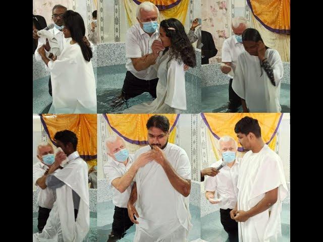 Baptême 2021