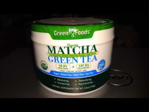 How Matcha Saved My Life