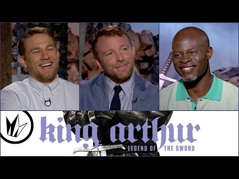 Sit Down With the Stars: King Arthur: Legend of the Sword – Regal Cinemas [HD
