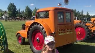 Antique Tractor Time! Exploring Leduc West Antique Society