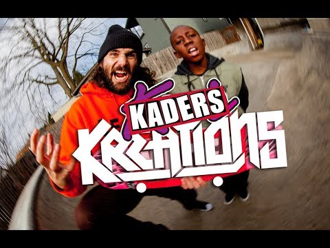 TRAILER Kader's Kreations: Ep. 9 Kev's Kreations Out Now @ CCS.com TRAILER