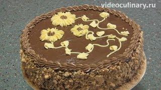 Киевский торт - Рецепт Бабушки Эммы