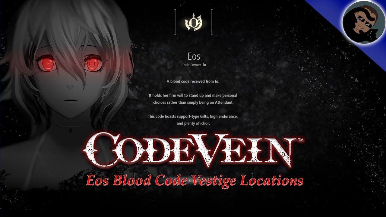 Image result for Code Vein EOS Vestige