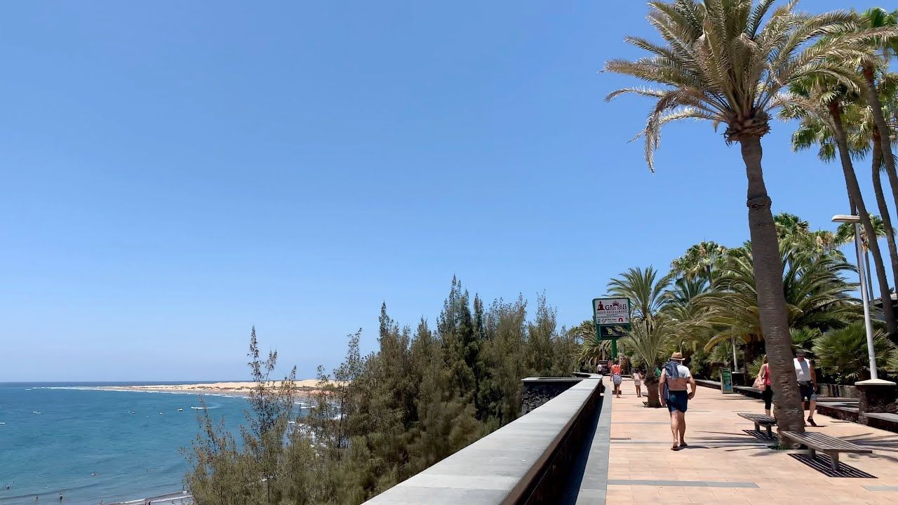 Wetter Gran Canaria Playa Del Ingles