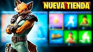 FORTNITE'S NEW STORE TODAY AUGUST 26 NEW FENNIX SKIN AND CLONIC PINCHOS