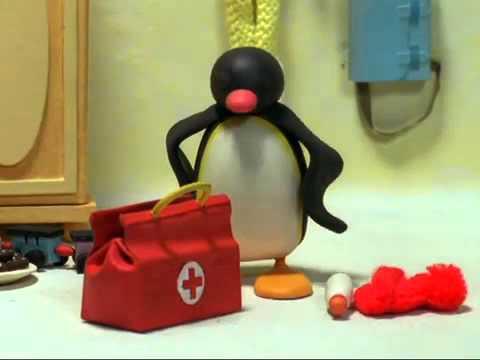 Pingu Season 6 Sezon 6   06 Poor Pinga HQ