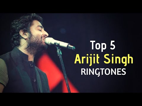 Top 5 Best Arijit Singh Instrumental Ringtones 🎵🎵💕💕 Download Link In Description