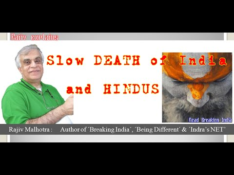 HARD Truth about India: Hindus have Lost 80 Percent of their Territory