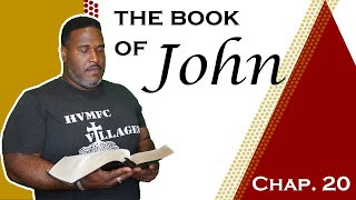 The Book Of John: Chapter 20