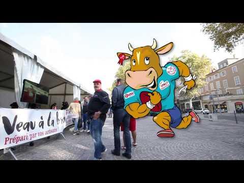 1er Concours National de Boucherie à l'Etal de Cahors et 1er Grand Banquet Veau à la Broche