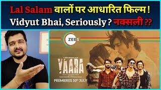 Yaara - Movie Review
