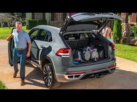 2020 Volkswagen Atlas Cross Sport SUV - INTERIOR