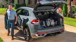 2020 Volkswagen Atlas Cross Sport Suv - Interior