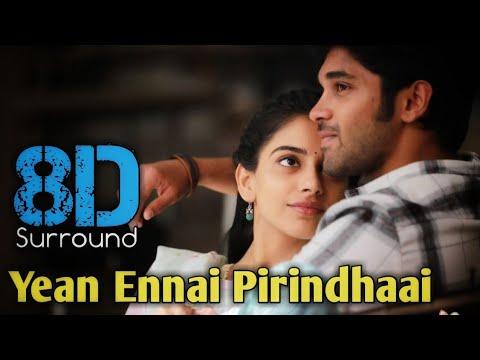Download Yaen Ennai Pirindhaai 8D | Adithya Varma | Dhruv Vikram | Sid Sriram | Radhan | 8DBeatZ