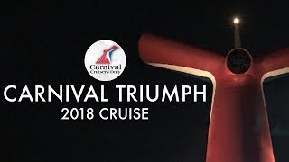 Carnival Triumph Cruise 2018