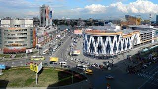 Глобальная реконструкция ждёт площадь Карла Маркса в Новосибирске
