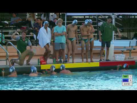 2017-2018 Boys Varsity Water Polo  -  Kamehameha vs Mid Pacific Institute (November 3, 2017)