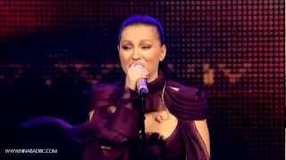 Смотреть клип Nina Badric - Nek Ti Bude Kao Meni