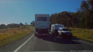Caravanning Across New South Wales - Australia