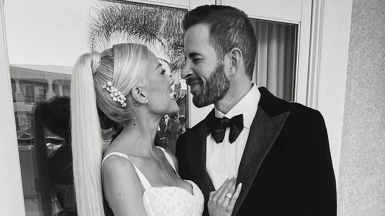 Tarek El Moussa and Heather Rae Young marry