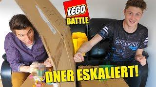 DINOSAURIER ODER TRANSFORMER?  | LEGO MINECRAFT MASTERBUILDER IN REALLIFE