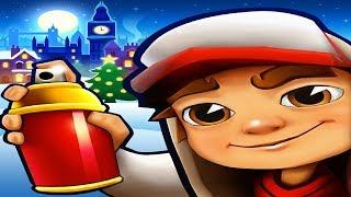 Subway Surfers London Android Gameplay #4