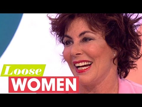 Ruby Wax Talks Mental Health And Her New Book 'Frazzled' | Loose Women
