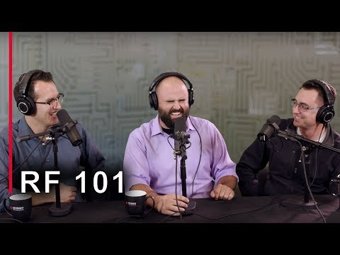 Intro to RF - EEs Talk Tech Electrical Engineering Podcast #21
