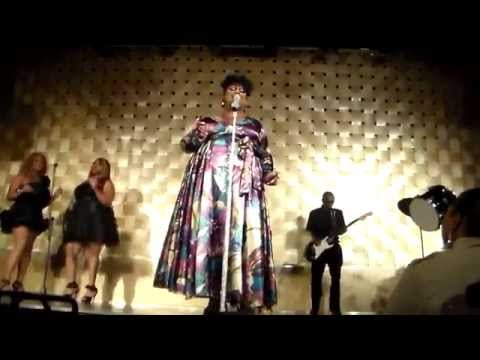 Nevaeh Matthews Hall -  Rhythm Of Love(Live by Terisa Griffen) PGC 2012
