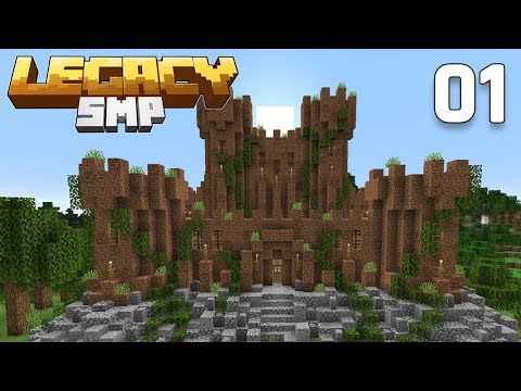 Starting a New Adventure! - Legacy SMP #1 (Multiplayer Let's Play) | Minecraft 1.15