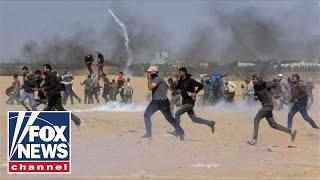 Israeli military bracing for larger Gaza protests