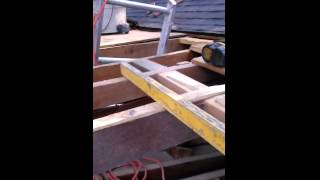 Dirks roof furring strips done 6 5 14