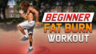 HOW TO BURN FAT FAST - BEGINNER/INTERMEDIATE FOLLOW ALONG ABNORMAL H.I.I.T WORKOUT