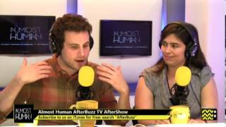 "Almost Human After Show Season 1 Episode 7 ""Simon Says"" 