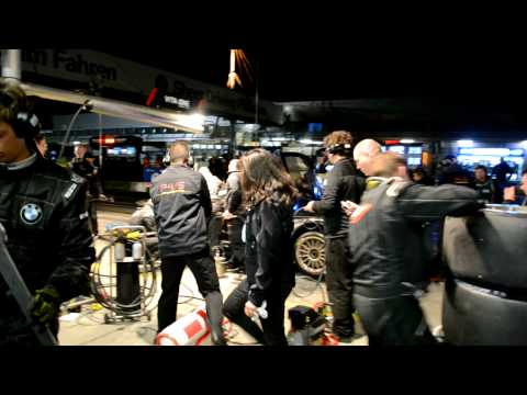 P4/5 Competizione Pitstop @ 24 Hours of Nurburgring 2012
