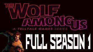 The Wolf Among Us Season 1 Walkthrough [Episodes 1,2,3,4,5]