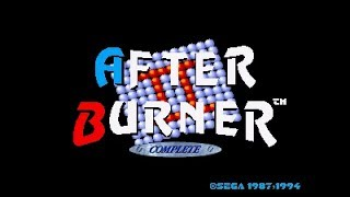 Sega 32x Longplay [011] After Burner Complete