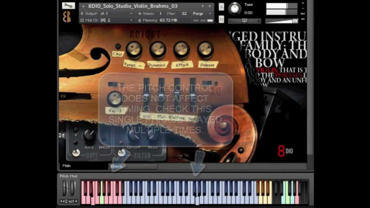 8dio solo violin designer 1.0 vst free download