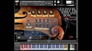 Repeat youtube video 8Dio Solo Violin Designer 1.0