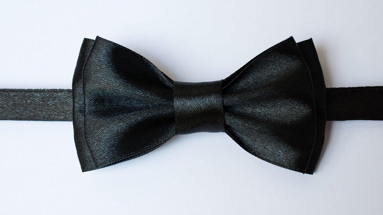 Бабочка из галстука своим руками фото 729