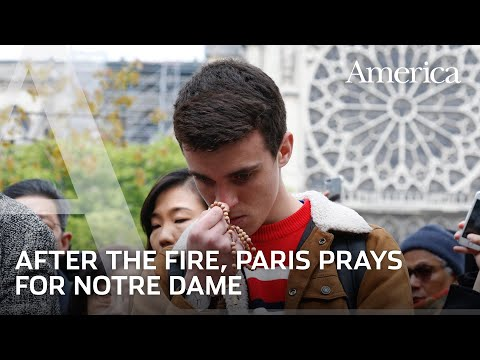After the fire, Paris prays for Notre Dame | Developing Story