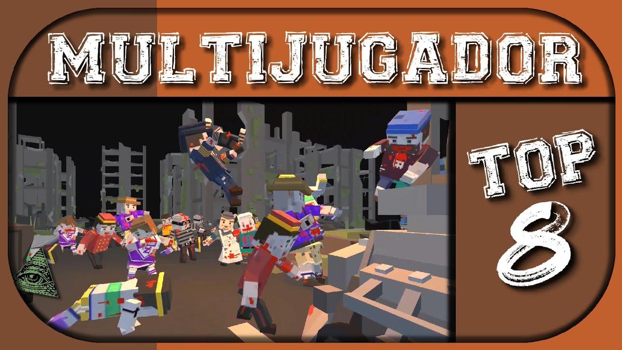 Mejores Juegos Multijugador Para Android Youtube