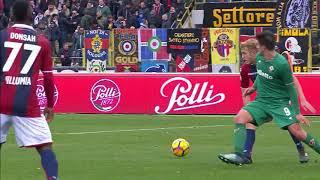Bologna - Fiorentina 1-2 - Magazine - Giornata 23 - Serie A TIM 2017/18
