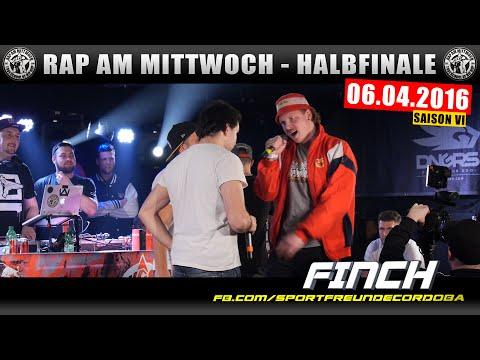 RAP AM MITTWOCH BERLIN: 06.04.16 BattleMania Halbfinale Feat. FINCH Uvm. (3/4) GERMAN BATTLE