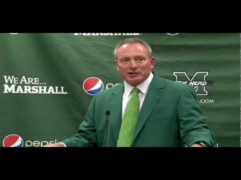 "Marshall University: John ""Doc"" Holliday"
