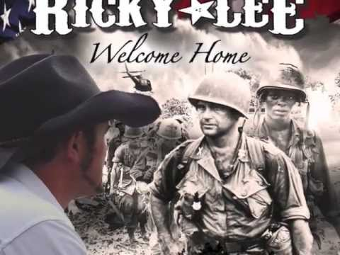 """Ricky Lee/ The song """"Welcome Home"""""""