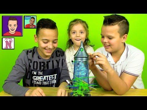 Смешной ЧЕЛЛЕНДЖ!!! Игра Миньоны Акробаты Tumblin` Minions!!! для всей семьи