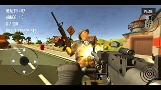 Counter Attack Terrorist City Android Gameplay #15