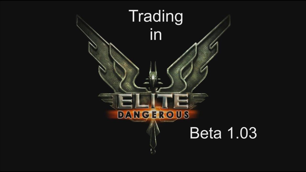 elite dangerous most profitable trade route