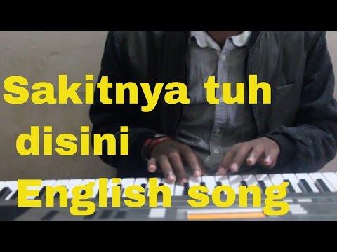 sakitnya tuh disini english song covered by praveen kumar